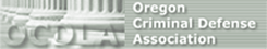 Oregon Criminal Defense Association